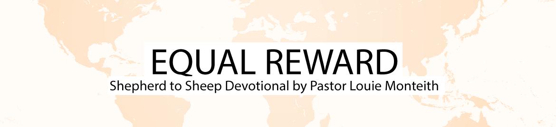 EQUAL REWARD